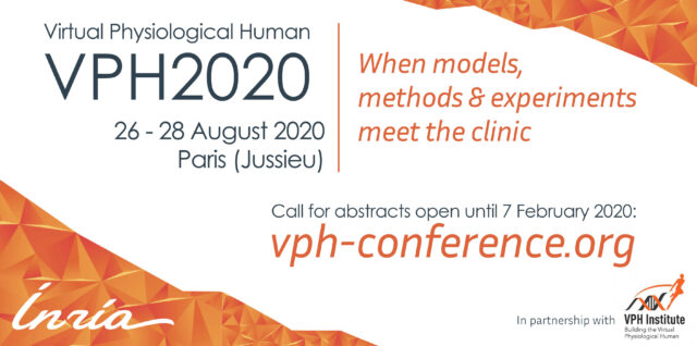 Conference VPH2020